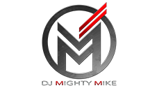 DJ Mighty Mike Logo